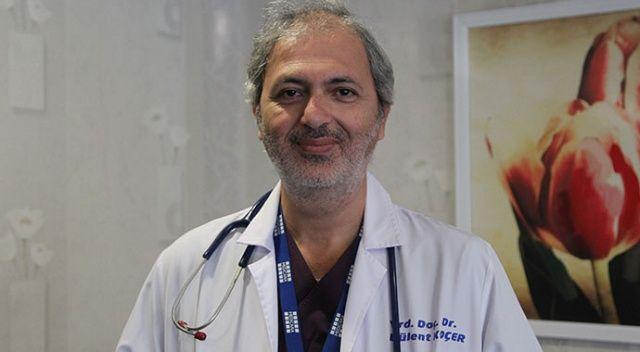 Dr. Öğr. Üyesi Koçer: Virüsü yenmek için vücudumuzun hazır olup olmadığını tespit edebiliyoruz