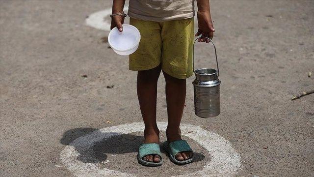 Dünya Gıda Programı'ndan 2021'de 12 ülke için kıtlık uyarısı
