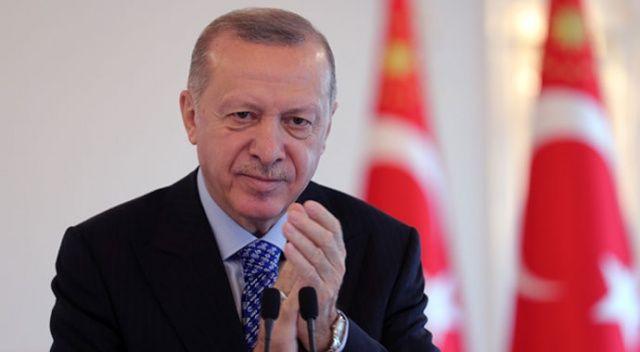 Erdoğan 'muhteşem' diyerek duyurdu: Tarihi bir adım daha attık
