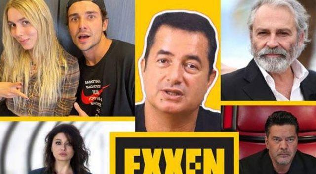 Exxen 1 Ocak'ta yayına başlıyor