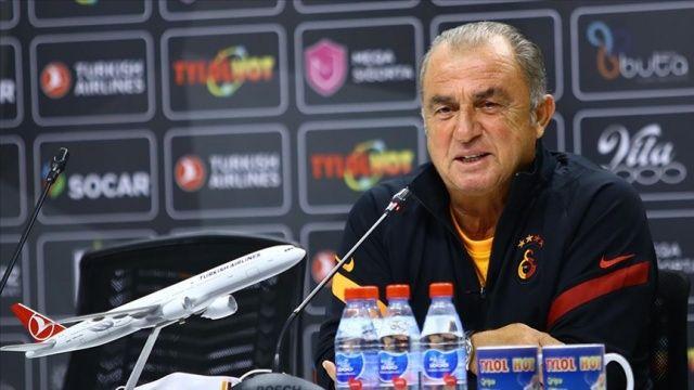 Fatih Terim: Galatasaray olarak ocak aylarını iyi kullanan bir kulübüz