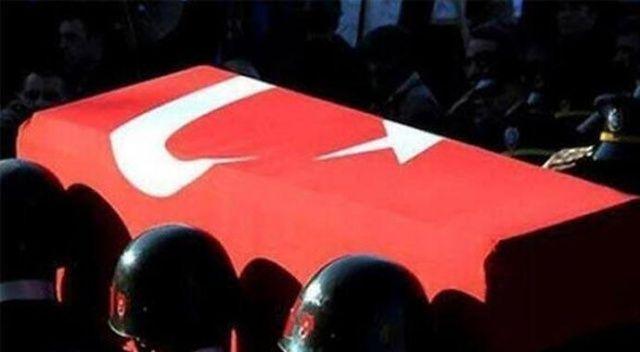 Hakkari'de araç kazası sonucu 1 asker şehit oldu
