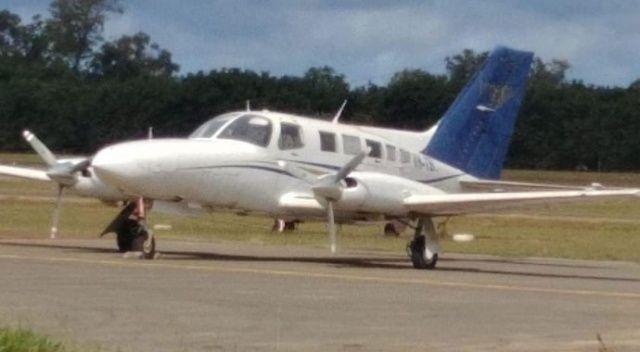 Honduras'ta kokain taşıyan uçağa operasyon: 1 ölü