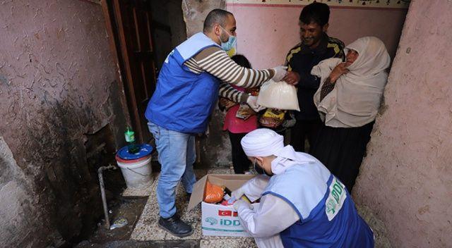 İDDEF'ten 'İyilik Isıtır' Yardım Kampanyası