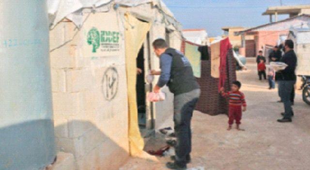 İDDEF'ten yardım kampanyası: İyilik Isıtır