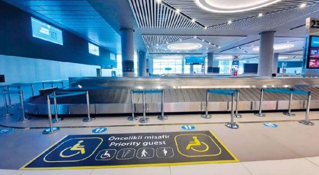 İstanbul Havalimanı erişilebilir hizmetlerle yolculuğu kolaylaştırıyor