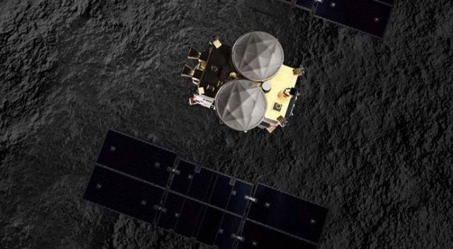 Japon uzay aracı Hayabusa-2'nin kapsülü Dünya'ya ulaştı