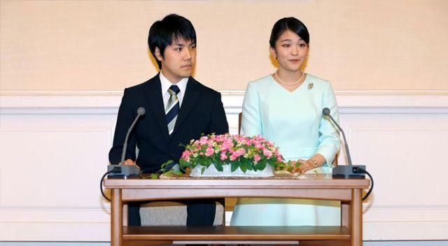 Japoya Prensesi Mako'nun evliliğine babasından onay