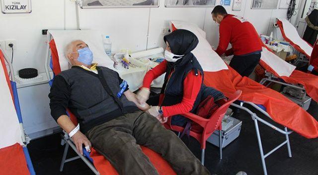 Kan bağışçıları sokağa çıkma kısıtlamasından muaf tutuldu