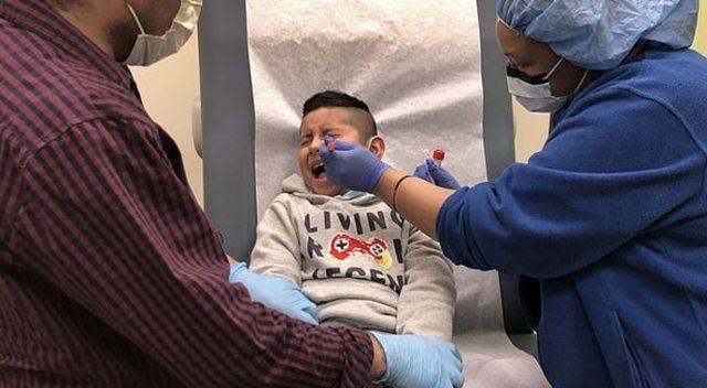 Kanada'da araştırma: Covid-19'lu çocukların yüzde 35,9'u semptom göstermiyor