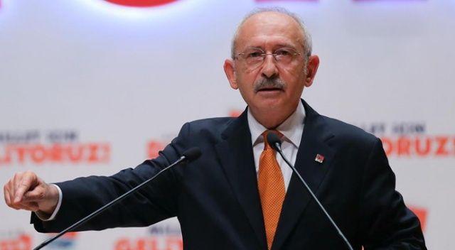 Kılıçdaroğlu Demirtaş'ın serbest bırakılmasını istedi: Türkiye Cumhuriyetini Atatürk kurdu, AİHM kararını uyulmalı
