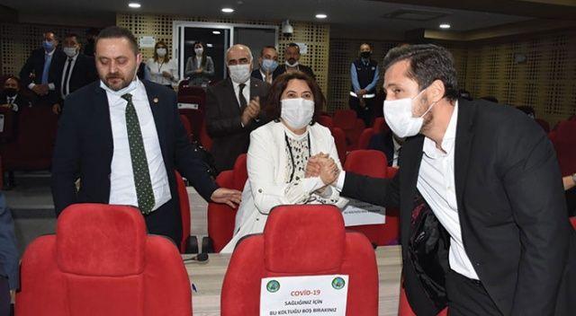Menemen'de başkan vekilini kura belirledi: Deniz Karakurt