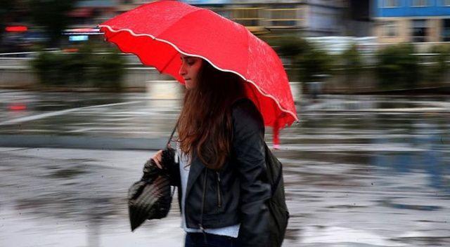 Meteorolojiden sağanak uyarısı (4 Aralık 2020 hava durumu)
