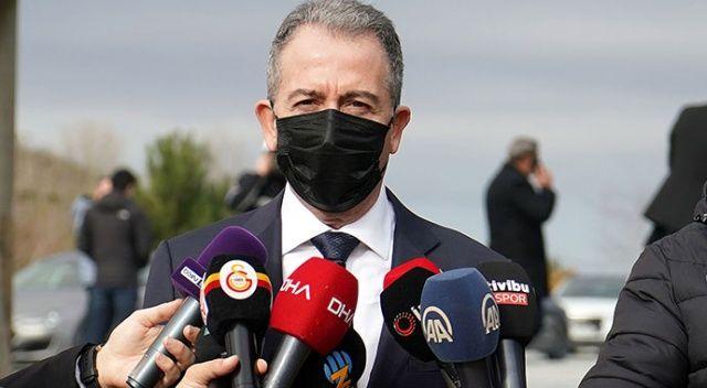 Metin Öztürk: Artık seçimi kapatıp, şampiyonluğa odaklanalım