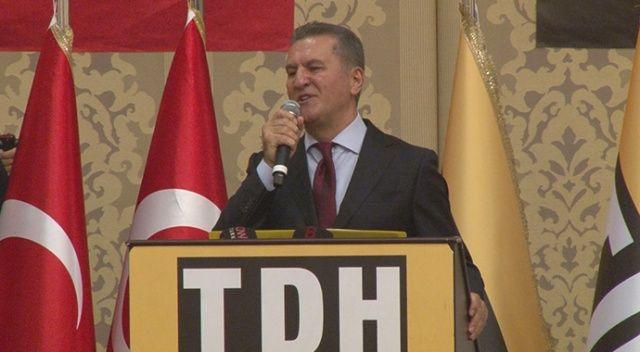 """Mustafa Sarıgül: """"Bu parti 83 milyonun partisi olacak"""""""