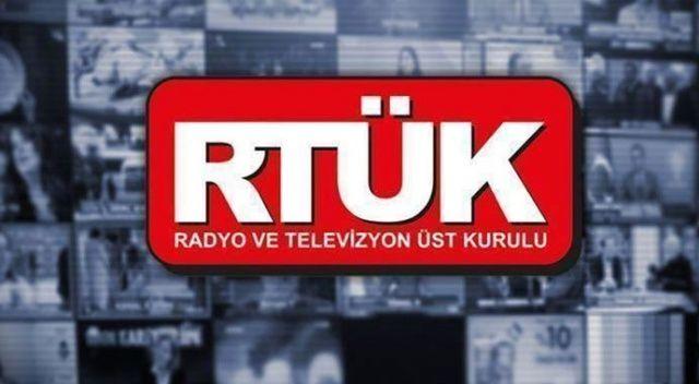 RTÜK Başkanı Şahin'den açıklama