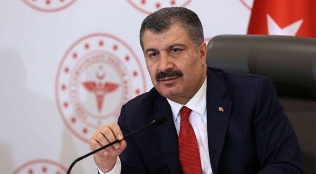 Sağlık Bakanı Koca, 4 ilin sağlık müdürüyle salgının son durumunu görüştü