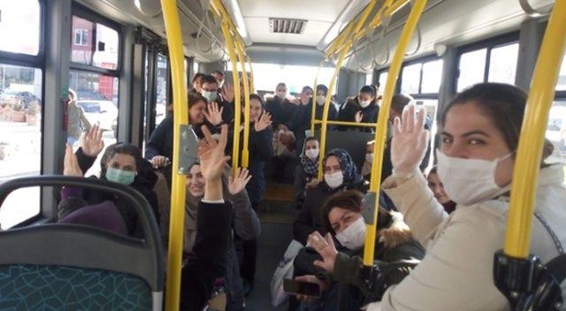 Sağlık personelinin ücretsiz ulaşım hakkı 6 ay uzatıldı