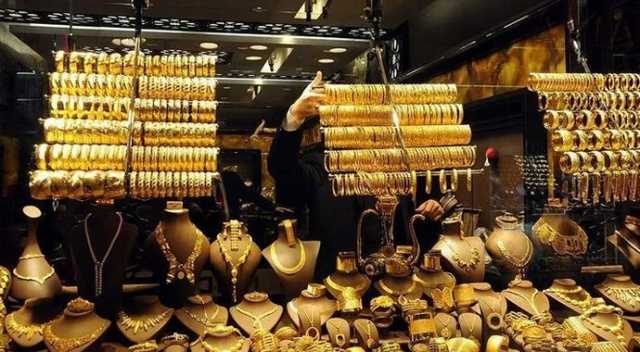 Toprak altında 405 milyar dolarlık altın var