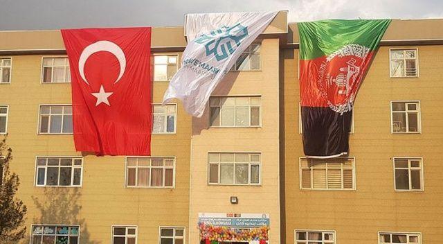 Türkiye Maarif  Vakfı, Kâbil'de  ilkokul açtı