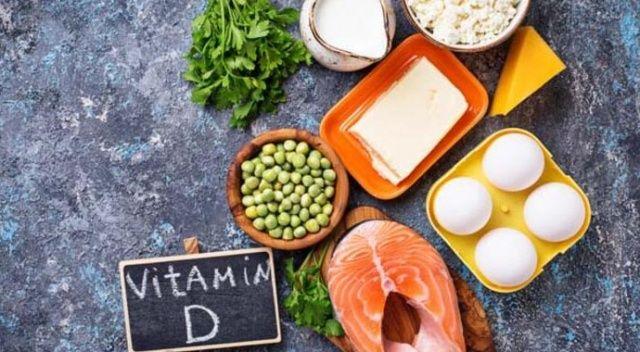 Uzmanlardan korona virüse karşı D vitamini önerisi
