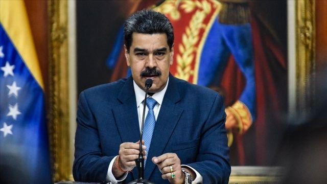 Venezuela Devlet Başkanı Maduro, halkı seçimlere katılmaya çağırdı