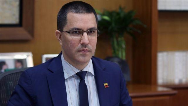 Venezuela Dışişleri Bakanı Arreaza: Türkiye ile ilişkilerimiz 2016'daki darbe girişimi sonrası zirve yaptı