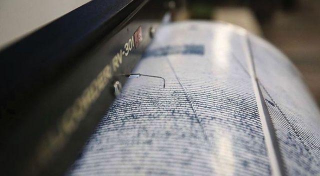 Yalova'da 3.2 büyüklüğünde deprem