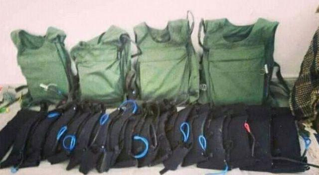 Yılbaşında eylem hazırlığındaki 4 DEAŞ üyesi tutuklandı