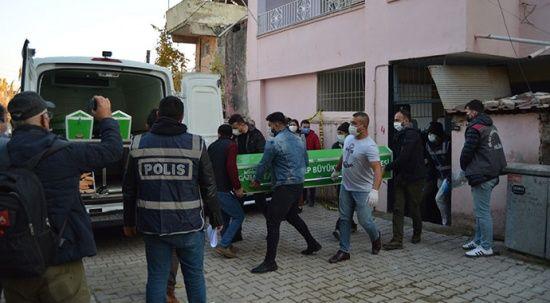 Gaziantep'te bir kişi rehin aldığı annesini öldürdü