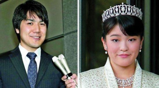 Japon Prenses Mako'nun evliliğine onay