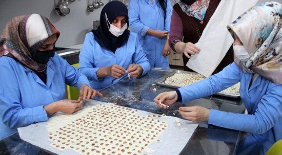 Kadın girişimciler, kurdukları kooperatifle siparişlere yetişemiyor