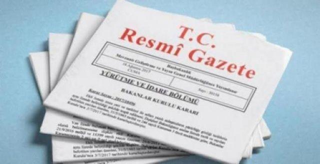 """""""2021 Yılı Yatırım Programı"""" Resmi Gazete'de yayımlandı"""
