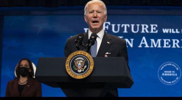 ABD Başkanı Joe Biden'dan 'yerli malı' çağrısı
