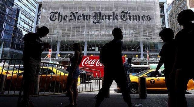 ABD'de New York Times yazarı gizli İran ajanı olmakla suçlandı