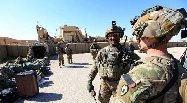 ABD, Irak ve Afganistan'daki asker sayılarını 2500'e düşürdü