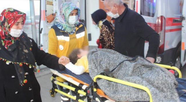 Adıyaman'da iki otomobil çapıştı: 9 yaralı