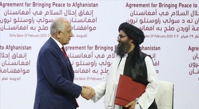 Afganistan Cumhurbaşkanı Yardımcısı Salih: ABD, Taliban'a fazla imtiyaz tanıyarak yanlış yaptı