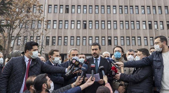 AK Parti'den Başbuğ, Sağlar ve Ataklı için 81 ilde suç duyurusu