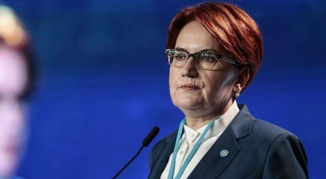 Akşener'den 'İYİ Parti yeni bir ittifak oluşturabilmek için zemin arıyor' iddialarına cevap
