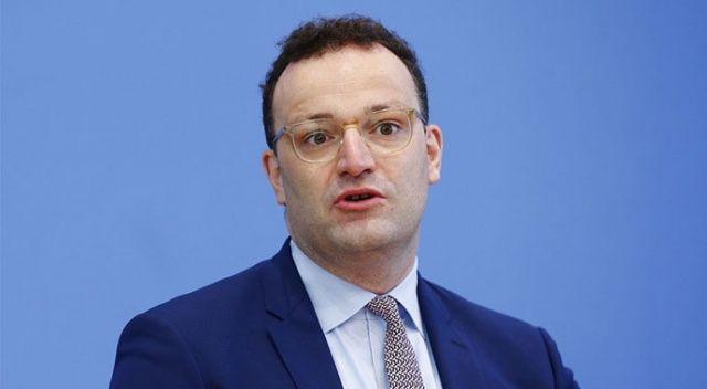 Almanya Sağlık Bakanı Spahn: Aşılama kampanyasına katılmak toplumsal bi görevdir