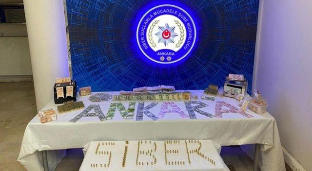 Ankara merkezli 4 ilde yasa dışı bahis operasyonu: 12 gözaltı