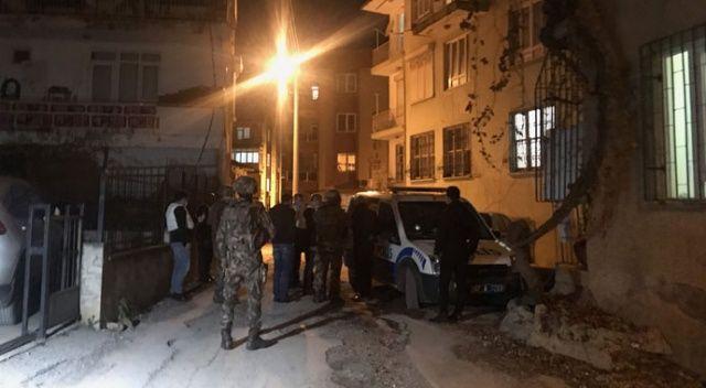 Antalya'da KADES ihbarı sonrası hareketli dakikalar