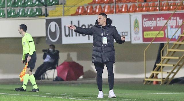 Aytemiz Alanyaspor Teknik Direktörü Atan: Şampiyonluktan uzaktayız