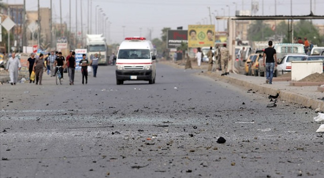 Bağdat kent merkezinde patlama: 28 ölü, 73 yaralı