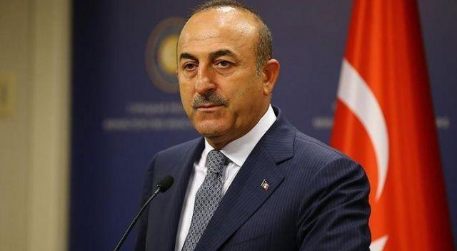 Bakan Çavuşoğlu, Sırbistan Meclis Başkanı Ivica Dai ile görüştü