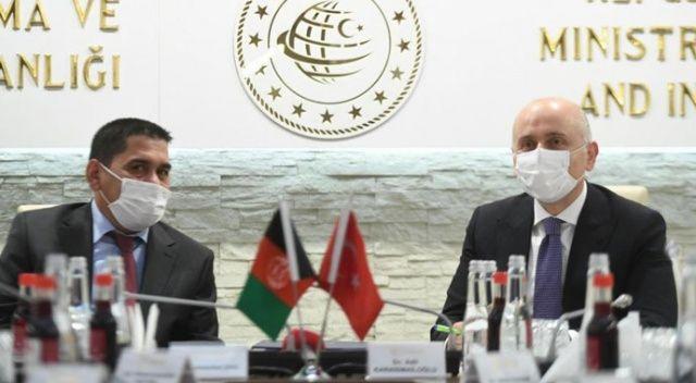 Bakan Karaismailoğlu: Afganistan ile yeni işbirliği imkanlarının oluşturulması konusunda her türlü çalışmaya katılmaya istekliyiz