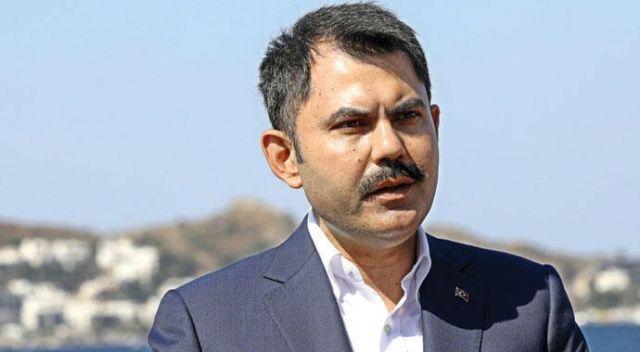Bakan Kurum'dan Kılıçdaroğlu'nun 'sözde cumhurbaşkanı' ifadesine tepki