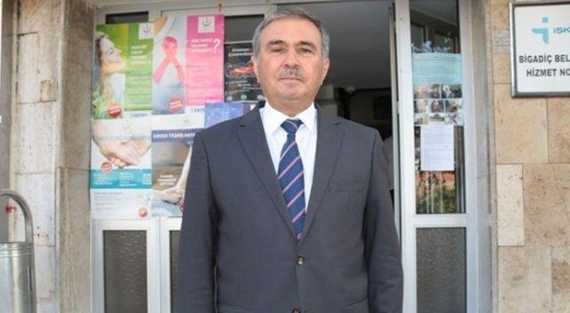 Bigadiç Belediyesi Başkanı İsmail Avcu hastaneye kaldırıldı