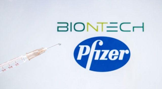 BioNTech ve Pfizer'in AB ile yaptığı aşı satış sözleşmesi açıklanacak